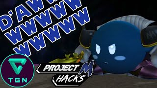 Unmasked Meta-Knight - Project M - Compatible Hacks