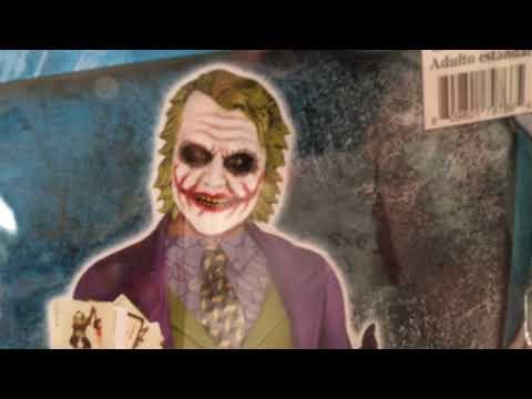The Dark Knight Joker Costume Review