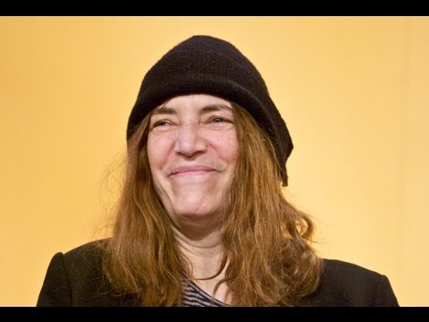 Patti Smith | Interview | TimesTalks