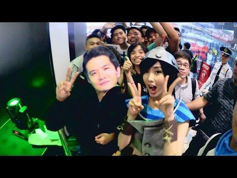 RazerStore Manila Opening