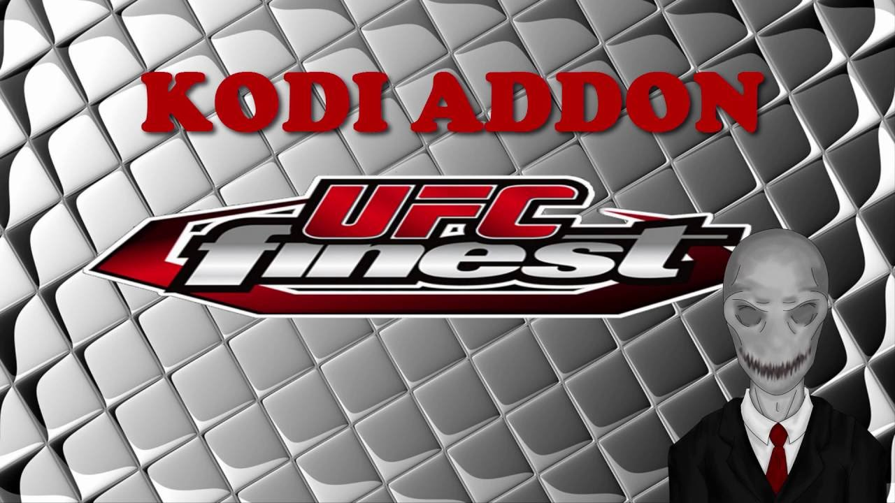 how to get ufc finest addon