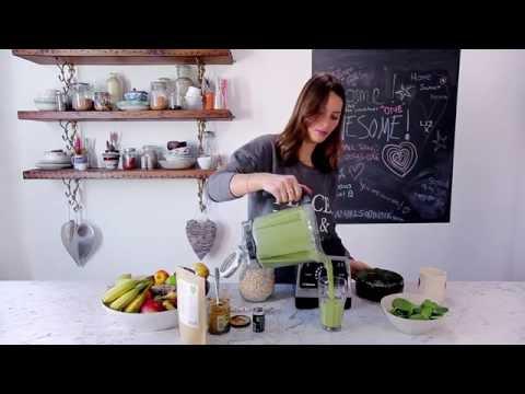 Deliciously Ella Green Coconut Smoothie