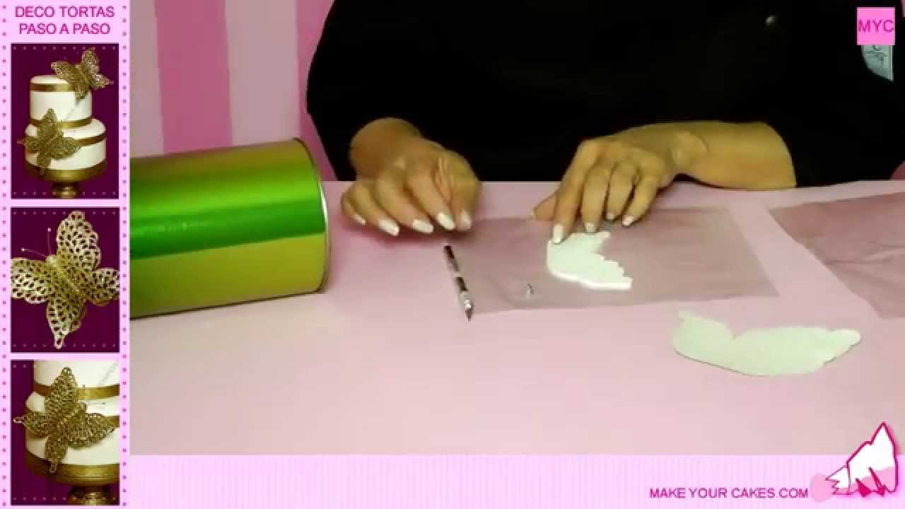 C mo hacer una torta de boda en 10 pasos decoraci n de for Decoracion de tortas sencillas