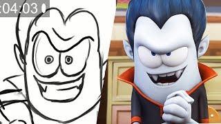 Spookiz Storyboard - Save The Enemy | 스푸키즈 | Kids Cartoons | Videos for Kids