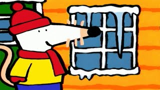 Maisy Mouse Official | ❄️ Ice❄️ Christmas | English Full Episode | Christmas Cartoon For Kid