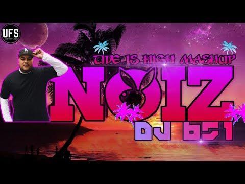 DJ 651 X DJ NOIZ - TIDE IS HIGH MASHUP