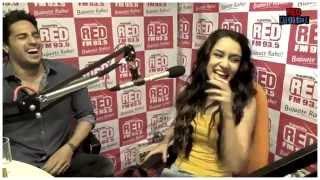 Shraddha Kapoor singing