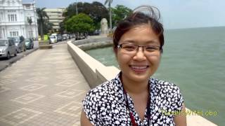 Pulau Penang - George Town - The Waterfront