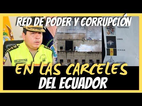 #ENVIVO RED DE PODER Y CORRUPCION EN LAS CARCELES DEL ECUADOR / LA VOZ DEL PUEBLO