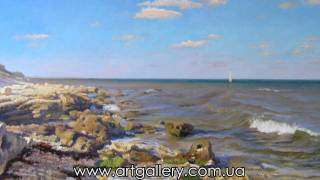 Seascapes paintings for sale - www.artgallery.com.ua
