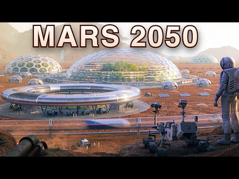 Colonization Of Mars Has Started!