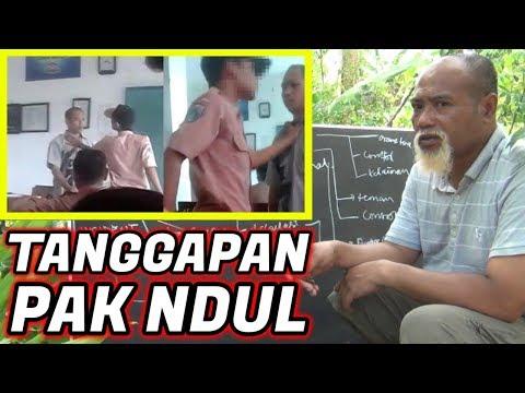 Lagu Video Pak Ndul - Siswa Smp Tantang Guru - Siswa Gresik - Murid Vs Guru Terbaru