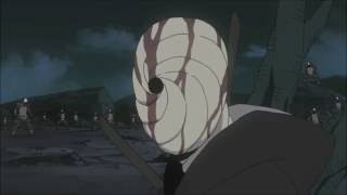 Download Video Official Obito goes insane after Kakashi kills Rin English Anime Dub MP3 3GP MP4