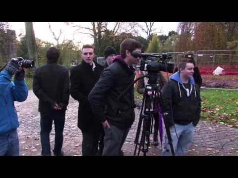 For 3 Minutes 2013: Behind The Scenes