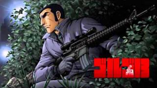 (Take The Wave) Theme from Golgo 13 anime series with translated ly...