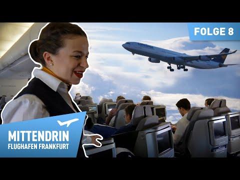Flugbegleiterin Antonia -