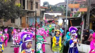 Drum Band lagu Tum Hi Ho MI Al Huda Padusan