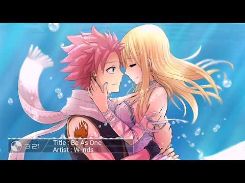 Fairy Tail ED 6 「Be As One  -  W-inds 」