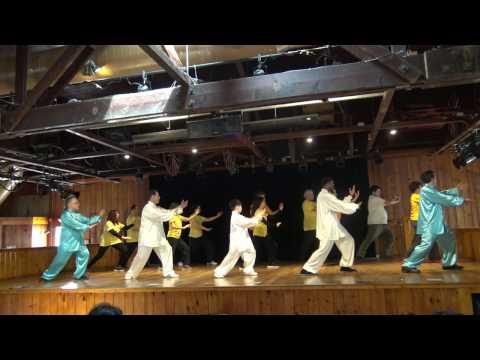 2017 World Tai Chi Day - Aiping Tai Chi Center - Yang 10 Form