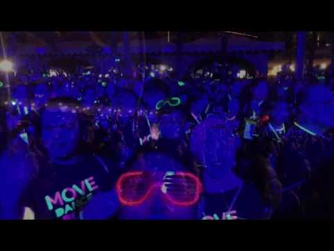Watsons Move Your Body 2016 – The Largest Glow In The Dark Zumba Party