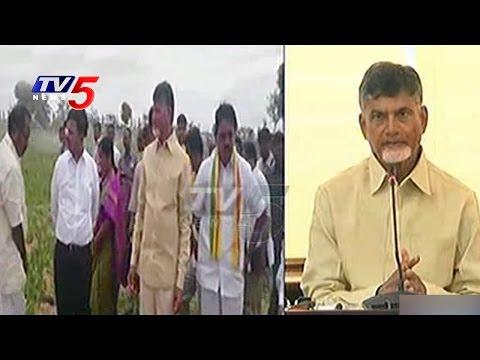 Will Provide 24 Hours Power Supply To Rayalseema Agriculture - Chandrababu   Telugu News   TV5 News