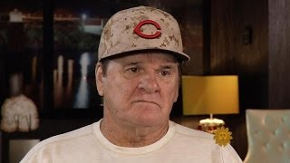"Pete Rose: ""I screwed up"""