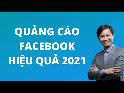 Cách quảng cáo Facebook Ads hiệu quả 2021 (giao diện mới)