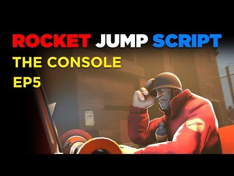 TF2 - Rocket Jump Script - NEW VIDEO IN DESCRIPTION