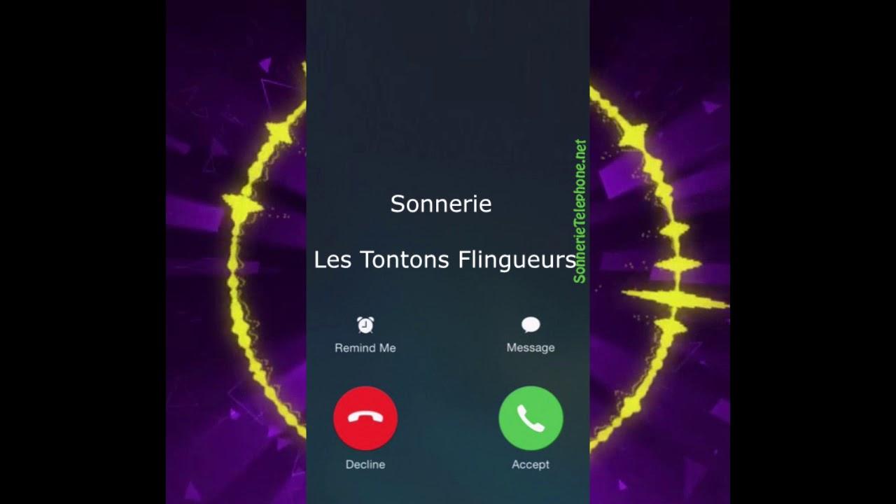 TÉLÉCHARGER SONNERIE PORTABLE GRATUIT TONTONS FLINGUEURS