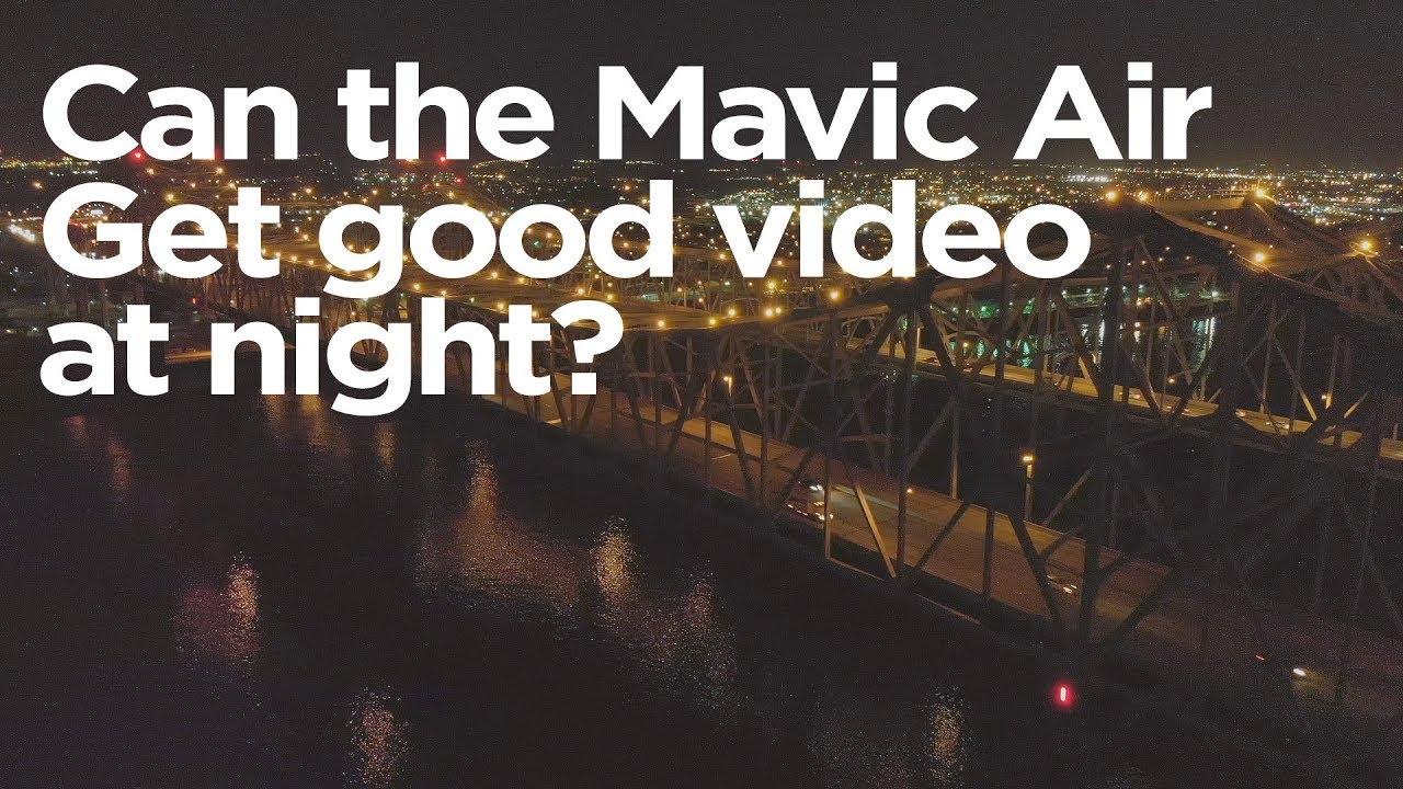 video mavic air