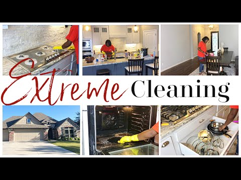 EXCUSE THE MESS IT'S REAL LIFE // NEW! MINI MANSION EXTREME REAL MESS // HUGE HOUSE CLEANING