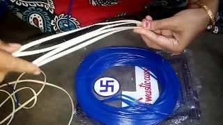 How to make Tape koodai - Part - 1