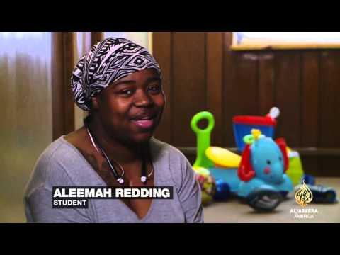 Philadelphia mom hopes online literacy program leads to better future