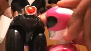 Power Rangers Soap Opera - Go Go Infidelity part 1