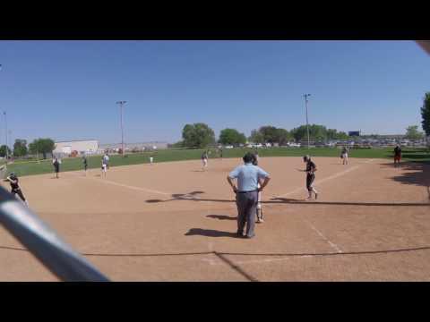 Nebraska Quakes Kudym (5-14-17) vs Mystix 15U