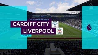 Cardiff City vs Liverpool 0-2   Premier League - EPL   21.04.2019