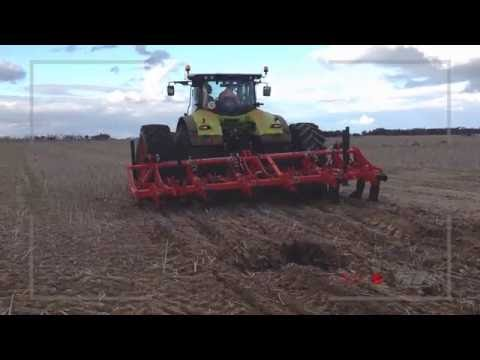 Sub soil compaction - causes, diagnosis and management | Department of Agriculture and Food WA