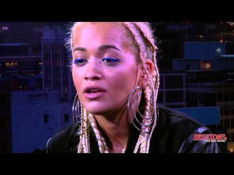Rita Ora | Interview | Sessions with Steve Serrano