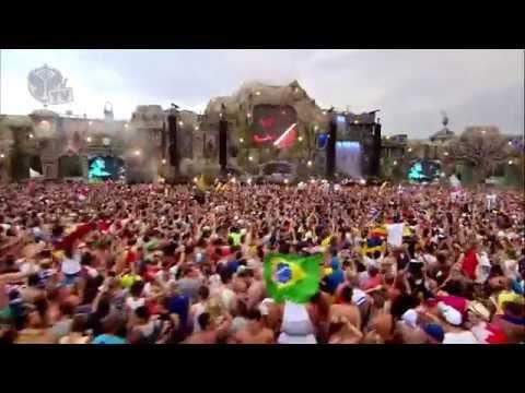 Hardwell Dropping Fifteen by Blasterjaxx at Tomorrowland 2013