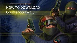 !Tutorial! AKO STIAHNUŤ Counter-Strike 1.6