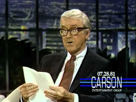 Jimmy Stewart Reads a Touching Poem About His Dog Beau on Johnny Carson's Tonight