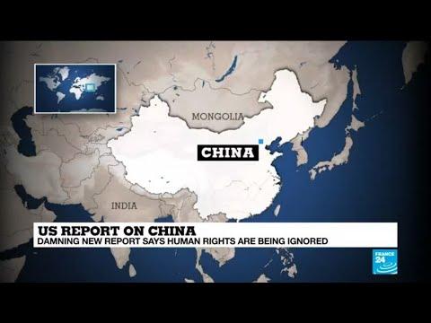 China legalises Xinjiang internment camps - YouTube
