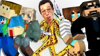 Minecraft: MEME MURDER | MODDED MINI-GAME thumbnail