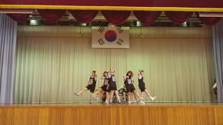 [세븐틴 예쁘다] 여고생 체육대회 축제 안무