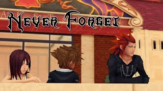 【Kingdom Hearts | MMD】Never Forget