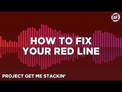 How To Fix Your Red Line