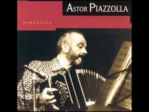 Moderato Tangabile. Astor Piazzolla. Del álbum Per...