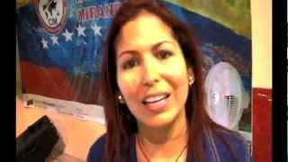 Yo me siento muy orgullosa de ser parte del equipo de Aporrea, aporrea tvi, abril 2012.mp4