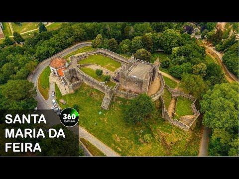 Castelo de Santa Maria da Feira | Aveiro | Portugal