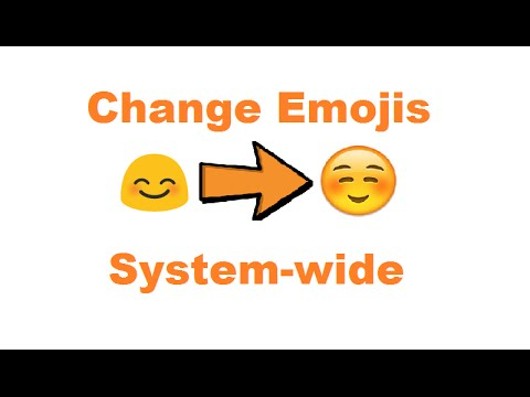 ios lg samsung style emojis on any android device easiest way